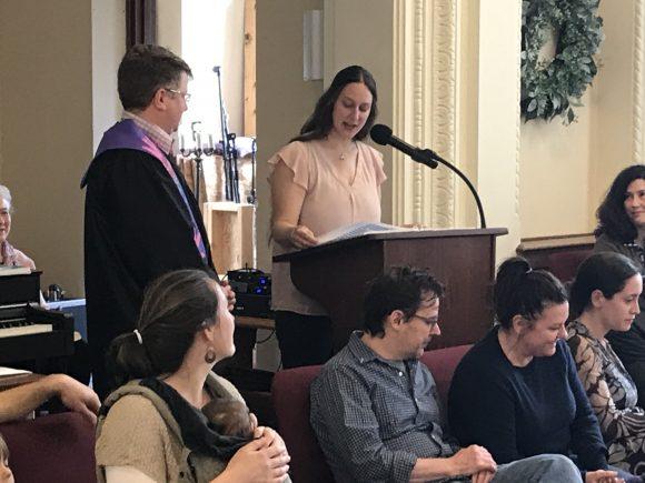 Dedication, April 9, 2019
