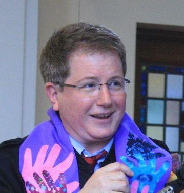 Rev. DL Helfer, Minister